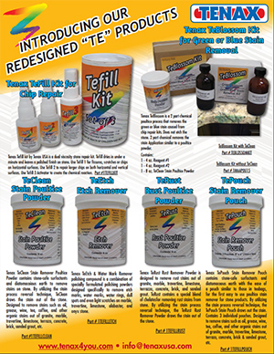 Stone Care and Maintenance Products