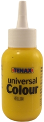 Tenax Universal Color Yellow 10 oz Part # 1H3586YELLOW
