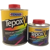 Tenax Tepox V Color Match System - Blue 1 Liter Part # 1H363BLU