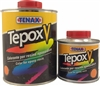 Tenax Tepox V Color Match System - Yellow 1 Liter Part # 1H363Y