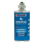 Part # 1RFA00HE40 Tenax Micto A & B Fast Transparent Epoxy Cartridge