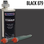 Tenax Titanium Extra Rapid Cartridge Glue #IRTBLACK