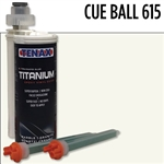 Tenax Titanium Extra Rapid Cartridge Glue #IRTCUEBALL