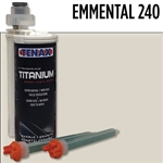 Tenax Titanium Extra Rapid Cartridge Glue #IRTEMMENTAL