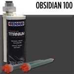 Tenax Titanium Extra Rapid Cartridge Glue #IRTOBSIDIAN