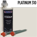 Tenax Titanium Extra Rapid Cartridge Glue #IRTPLATINUM