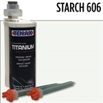 Tenax Titanium Extra Rapid Cartridge Glue #IRTSTARCH