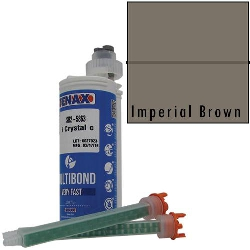 Part #GB210 Multibond Cartridge Imperial Brown 250 ML