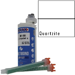 Part #GB300 Multibond Cartridge Quartzite 250 ML