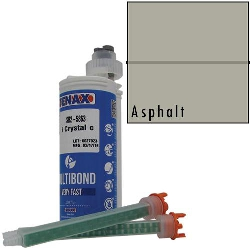 Part #GB301 Multibond Cartridge Asphalt 250 ML