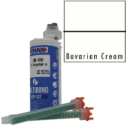 Part #GB405 Multibond Cartridge Bavarian Cream 250 ML