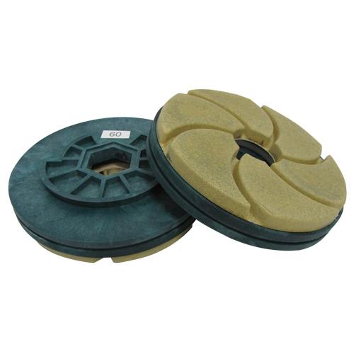 6 Quot 60 W Snail Lock W Quartz Automated Edge Polishing Wheel