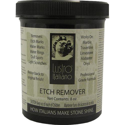 Lustro Italiano Etch And Watermark Remover 8 Oz